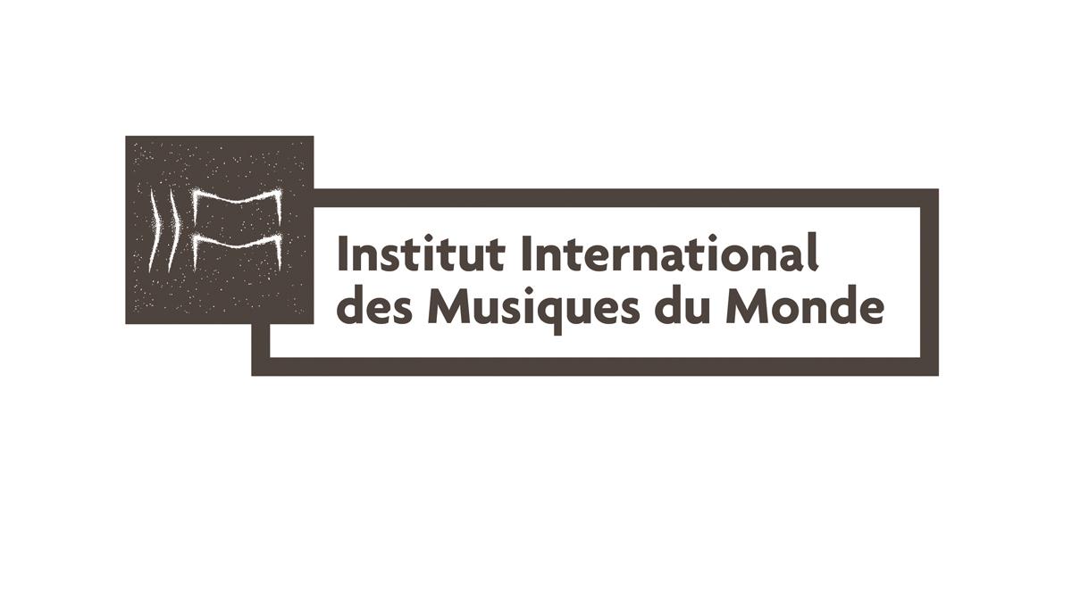 le logo de l'Institut International des Musiques du Monde - notre proposition