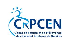 Logo CRPCEN Caisse de retraite et de pévoyance des clercs et employés de notaires