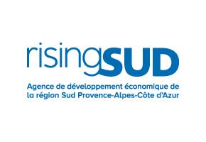 Logo risingSUD