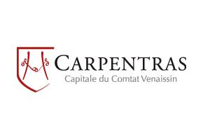 Logo Ville de Carpentras