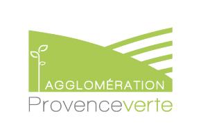 Logo communauté d'agglomération Provence Verte