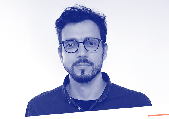 Arnaud Forestier est salarié-associé, graphiste, motion designer, réalisateur-multimédia chez DUODAKI.