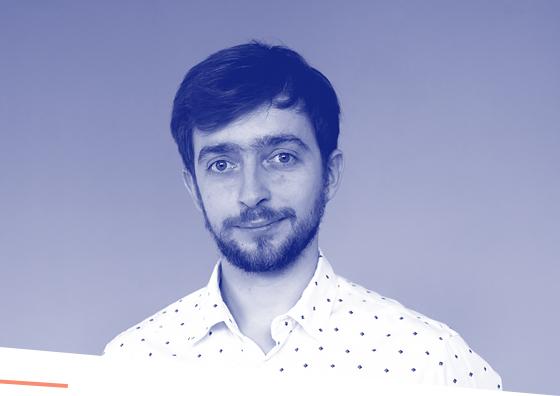 Hugo Neron est associé-salarié et concepteur-rédacteur, chef de projet et consultant en communication chez DUODAKI.